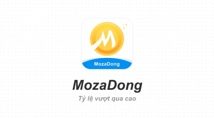 Vay online với app Mozadong mà không cần thẻ ATM vẫn có thể nhận giải ngân