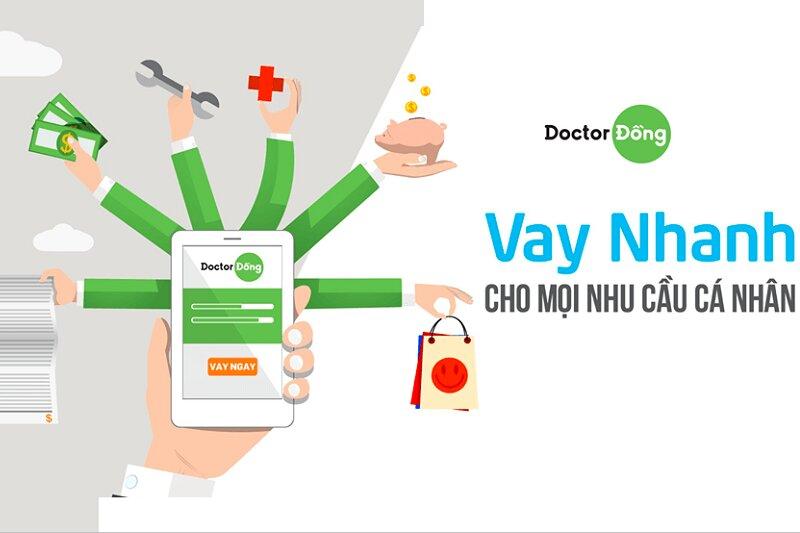 vay tiền nhanh doctor Đồng