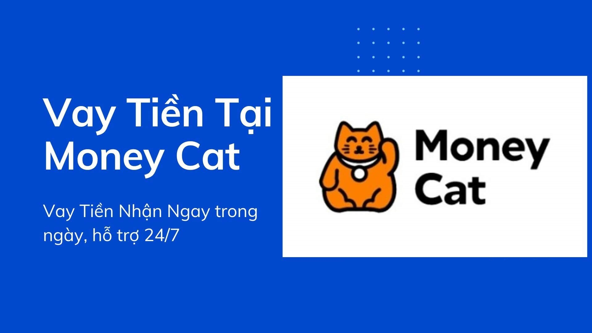 vay tien money cat