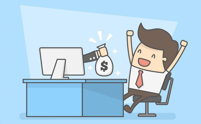 Web vay tiền nhanh online, có những cái tên nào tốt trong 2021?