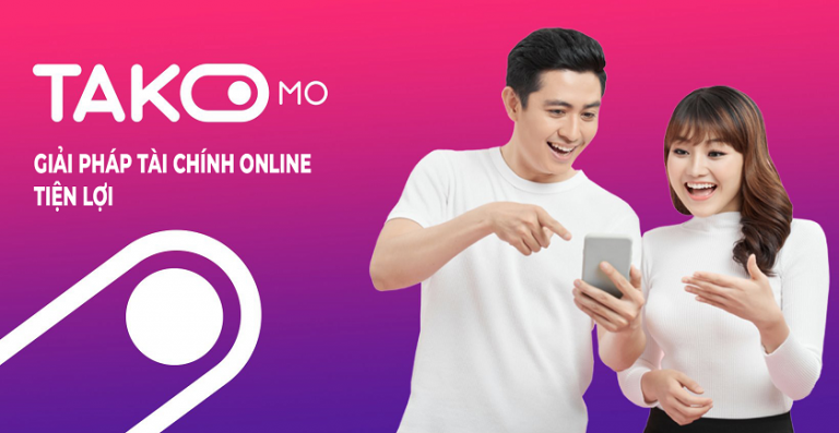 Takomo – Vay tiền online trên di động theo cách đơn giản và nhanh chóng